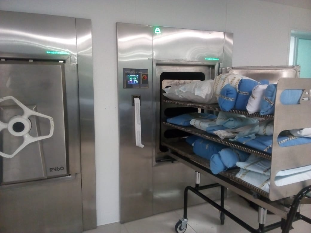 equipos-biomedicos_¿Cuáles son los métodos de esterilización?
