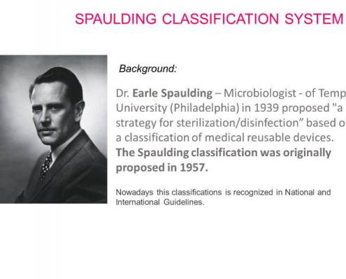 equipos-biomedicos_Métodos de esterilización considerados por Spaulding