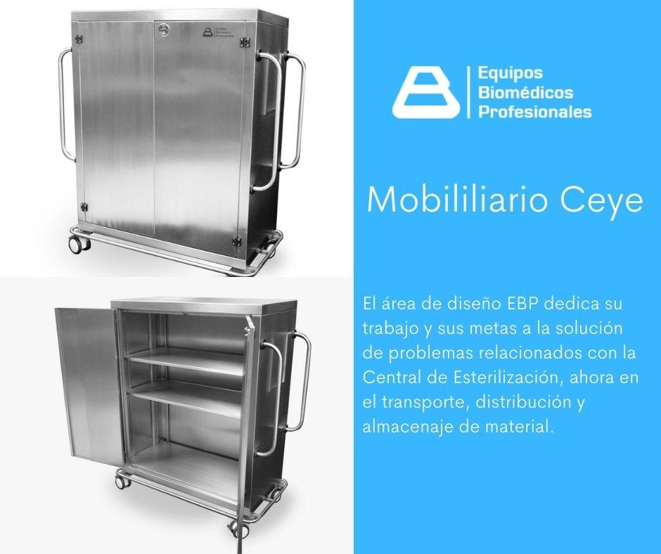 equiposbiomedicos_Compra Mobiliario para Central de Esterilización